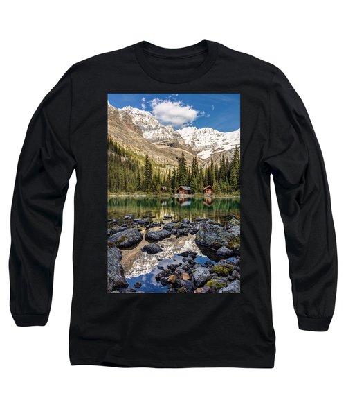 Lake O'hara Lodge Long Sleeve T-Shirt