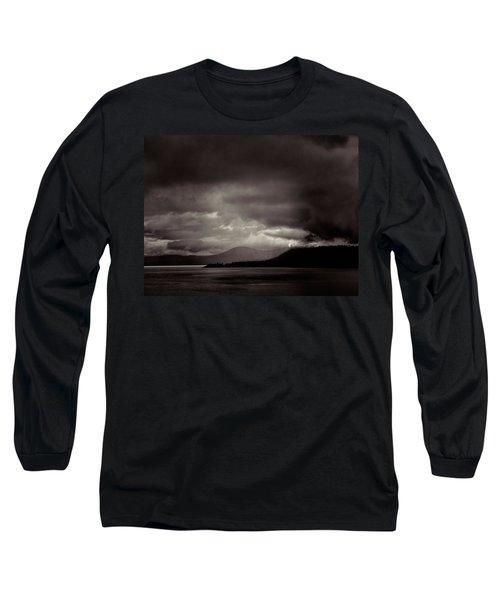 Lake Tahoe Storm Long Sleeve T-Shirt