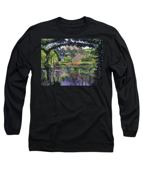 Lakeside Giverny Long Sleeve T-Shirt