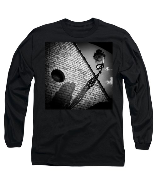 Lamp With Shadow Long Sleeve T-Shirt