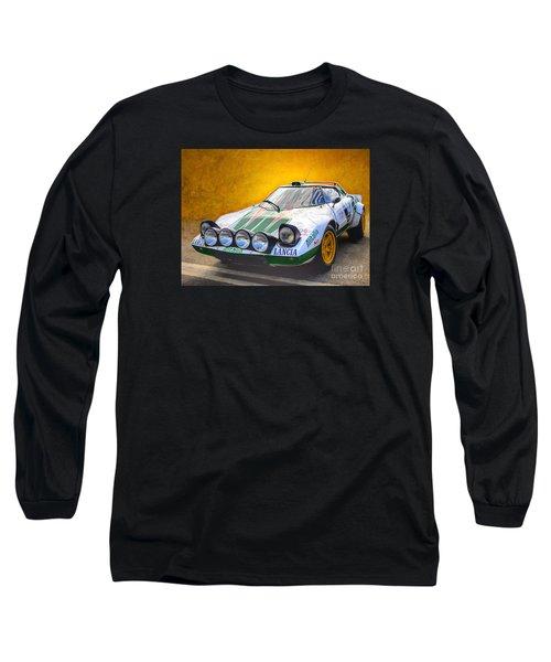 Lancia Stratos Long Sleeve T-Shirt