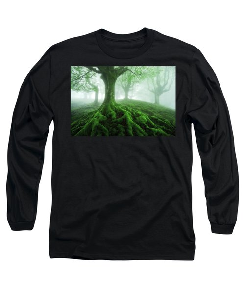 Land Of Roots Long Sleeve T-Shirt