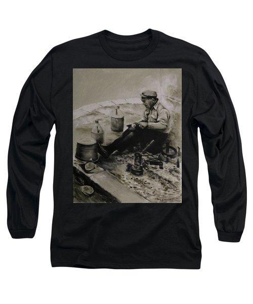 Landier.  Tinsmith. Long Sleeve T-Shirt