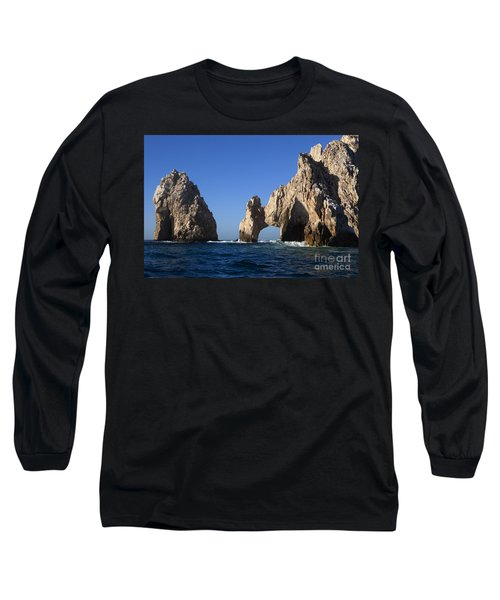 Lands End In Cabo San Lucas Mexico Long Sleeve T-Shirt