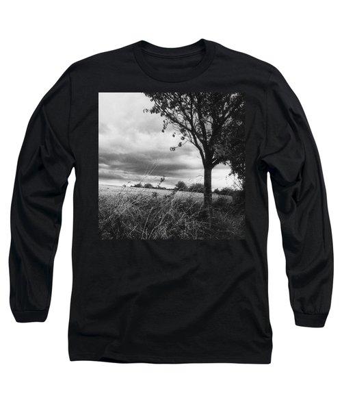 Landschaft Ist Auch Da - Long Sleeve T-Shirt