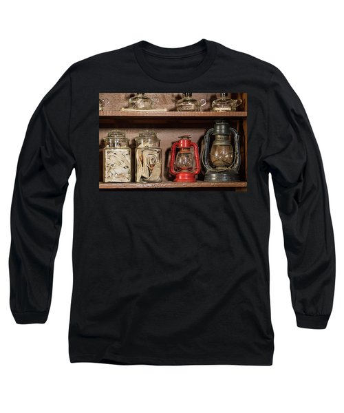 Lanterns And Wicks Long Sleeve T-Shirt by Jay Stockhaus