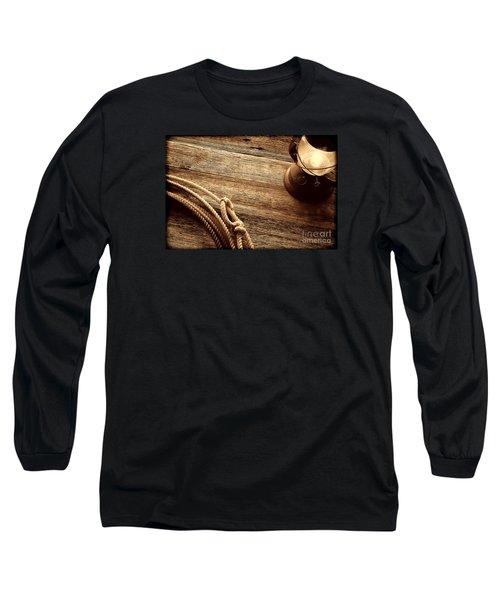 Lariat And Lantern Long Sleeve T-Shirt