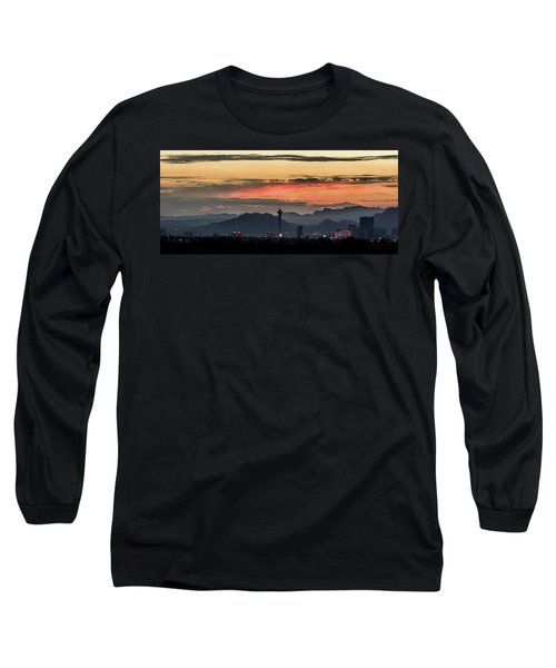 Las Vegas Sunrise July 2017 Long Sleeve T-Shirt