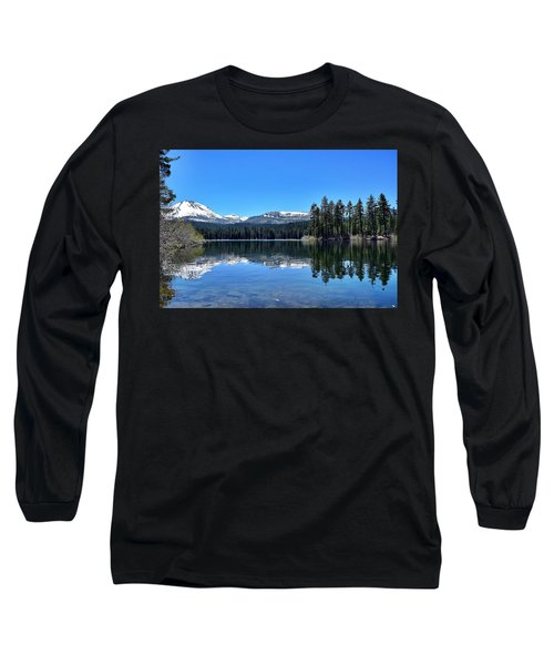 Lassen Volcanic National Park Long Sleeve T-Shirt