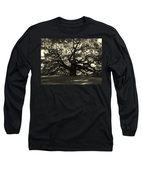 Last Angel Oak 72 Long Sleeve T-Shirt