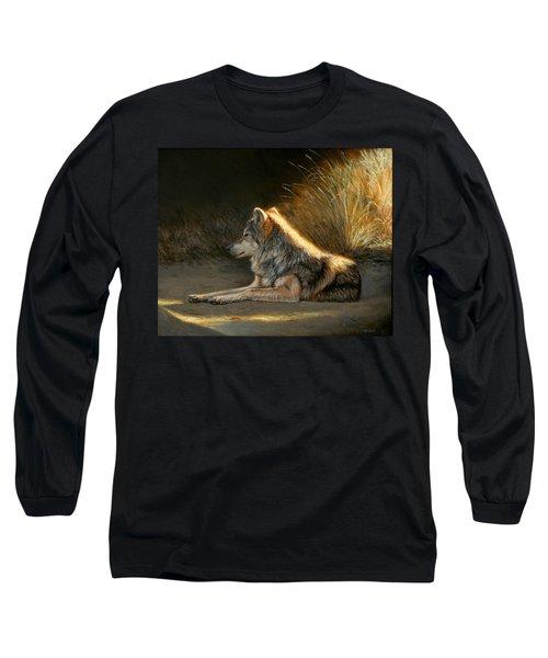 Last Light - Wolf Long Sleeve T-Shirt