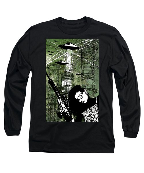 Last Stand Long Sleeve T-Shirt