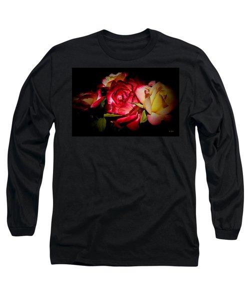 Last Summer Roses Long Sleeve T-Shirt