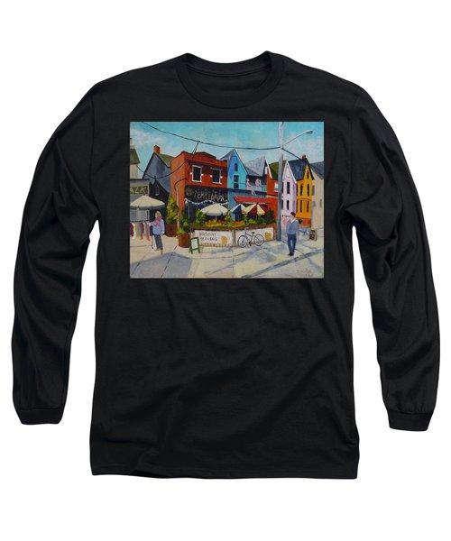 Last Temptation Long Sleeve T-Shirt