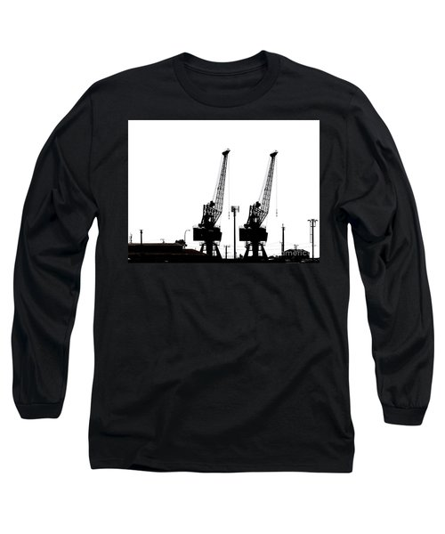 Long Sleeve T-Shirt featuring the photograph Last To The Ark by Stephen Mitchell