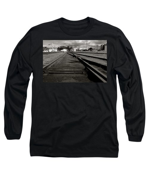Last Train Track Out Long Sleeve T-Shirt