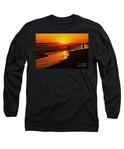 Lasting Memory Long Sleeve T-Shirt