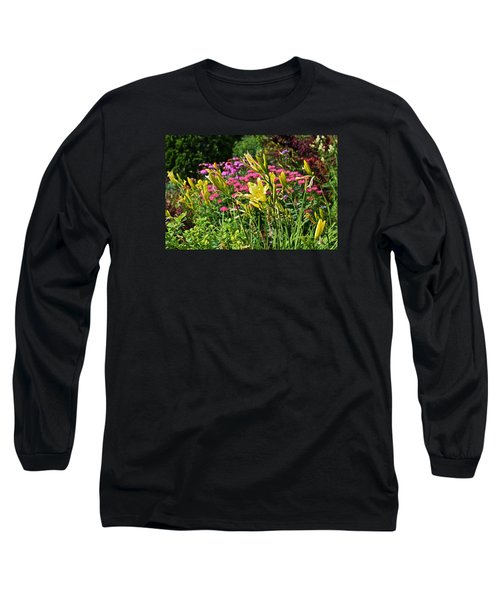 Late July Garden 1 Long Sleeve T-Shirt