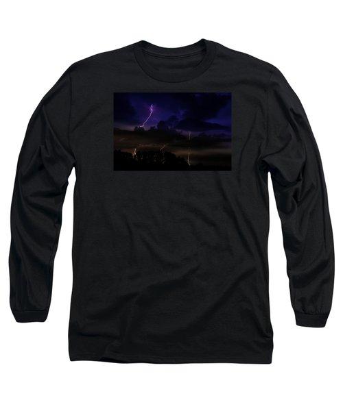 Late Night Encounter Long Sleeve T-Shirt