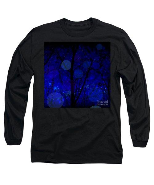 Late Night Fairy Flight Long Sleeve T-Shirt