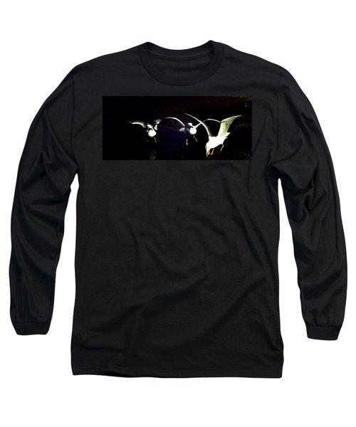 Late Night Snack Long Sleeve T-Shirt