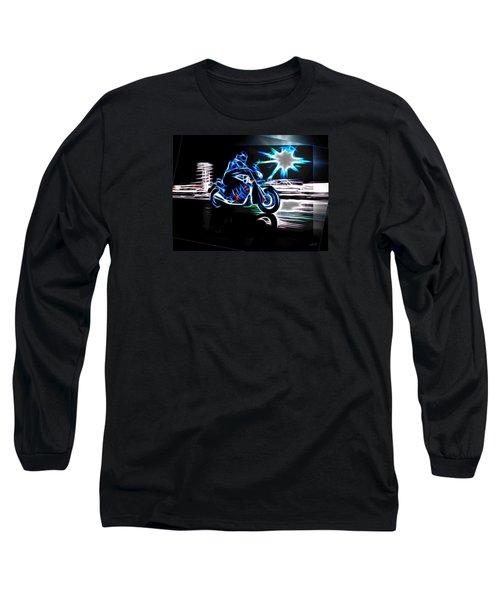 Late Night Street Racing Long Sleeve T-Shirt