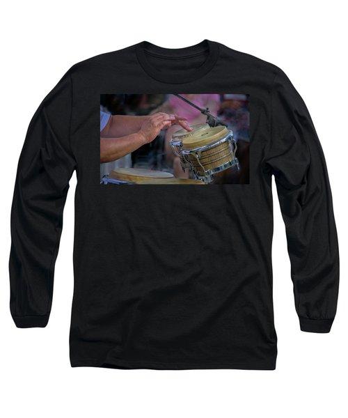 Latin Jazz Musician Long Sleeve T-Shirt