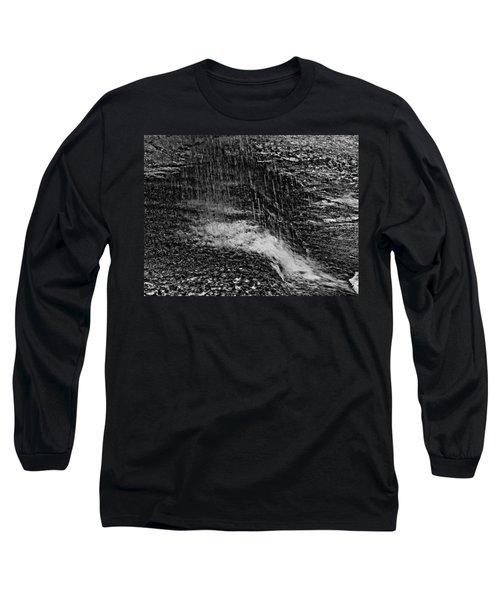 Lava Falls Long Sleeve T-Shirt by Michael Bessler