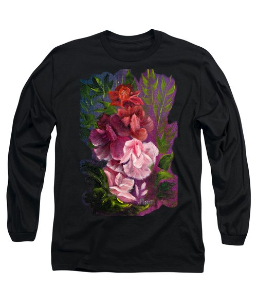 Lavender Blush Long Sleeve T-Shirt