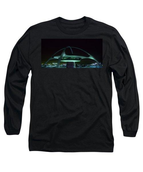 Lax Encounter Restaurant Long Sleeve T-Shirt