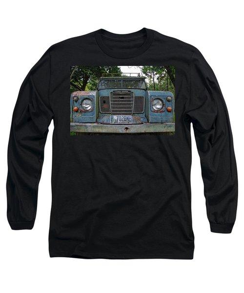 Lazaro Long Sleeve T-Shirt