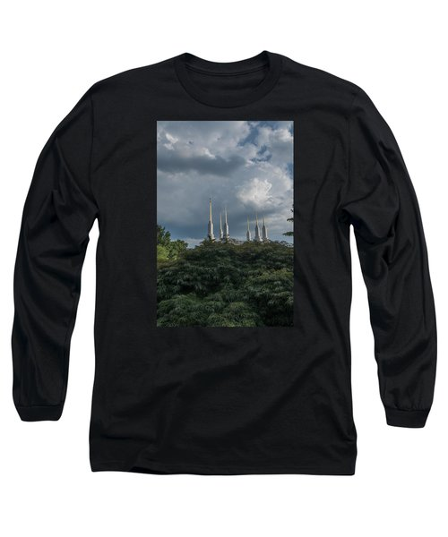 Lds Storm Clouds Long Sleeve T-Shirt