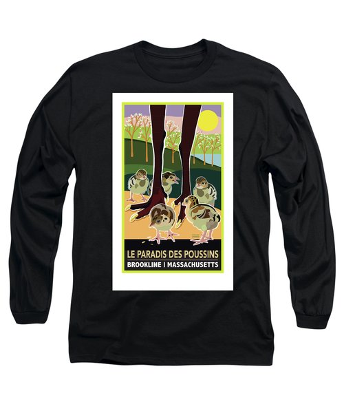 Le Paradis Des Poussins Long Sleeve T-Shirt