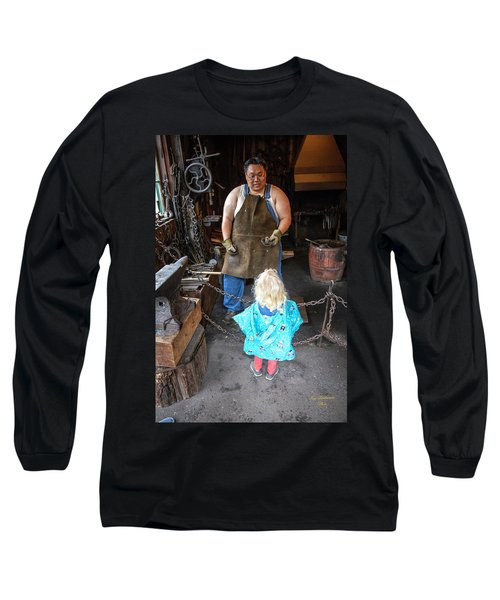 Learning About Metal Long Sleeve T-Shirt