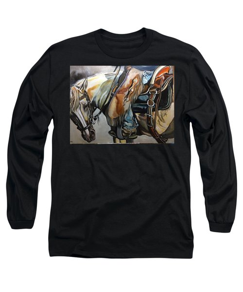 Learning To Bend Long Sleeve T-Shirt