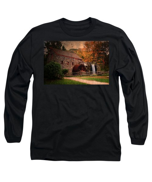 Leave A Light On For Me Long Sleeve T-Shirt