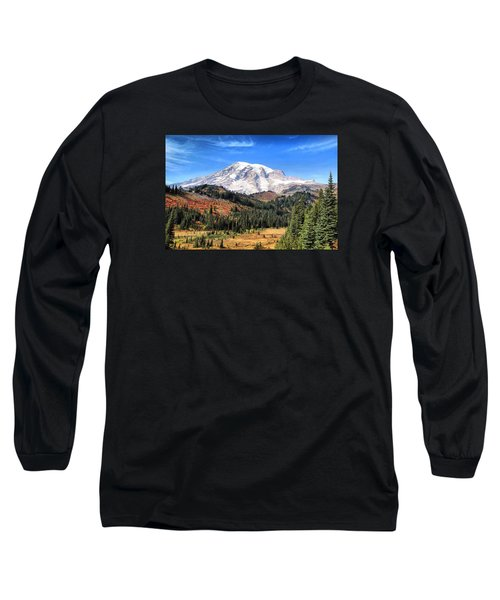 Long Sleeve T-Shirt featuring the photograph Leaving Paradise by Lynn Hopwood