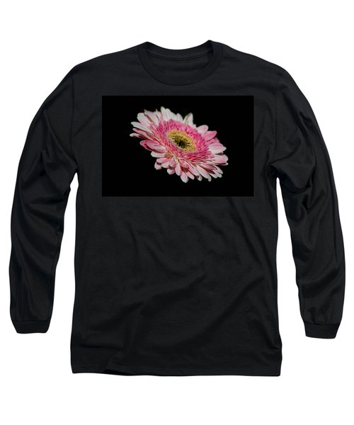Left In The Dark Long Sleeve T-Shirt by Trish Tritz
