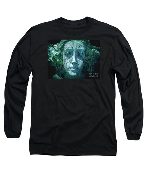 Long Sleeve T-Shirt featuring the photograph Legends Of The Mermaid by Colleen Kammerer