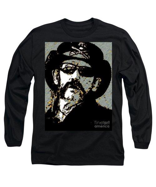 Lemmy K Long Sleeve T-Shirt