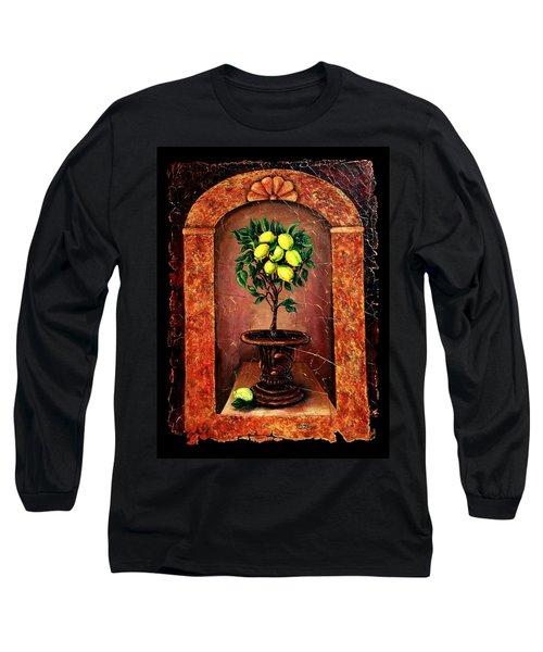 Lemon Tree Long Sleeve T-Shirt