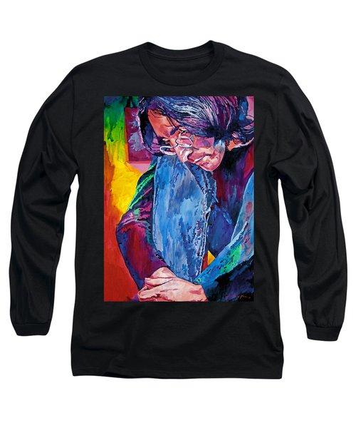 Lennon In Repose Long Sleeve T-Shirt