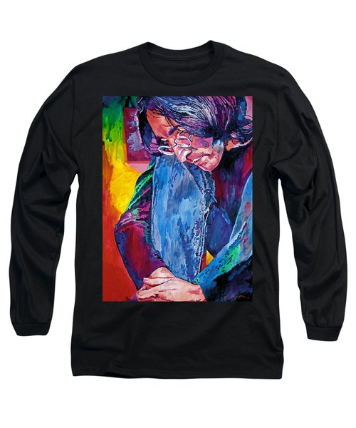 Lennon In Repose Long Sleeve T-Shirt