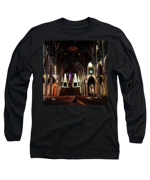 Lent  Long Sleeve T-Shirt by Frank J Casella
