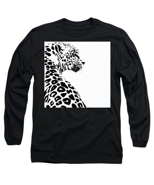 Leo-pard Long Sleeve T-Shirt