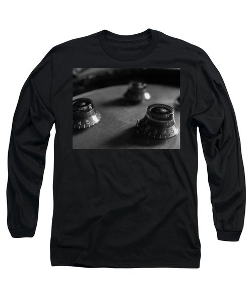 Les Paul Controls Series  Long Sleeve T-Shirt
