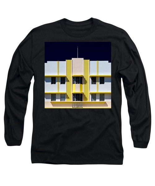 Leslie Hotel Long Sleeve T-Shirt