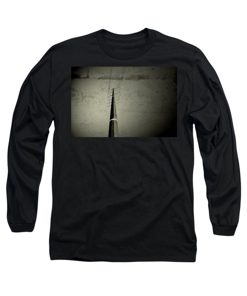 Let It Go Long Sleeve T-Shirt by Mark Ross