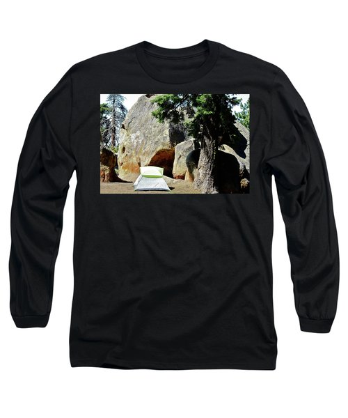 Let's Go Camping Long Sleeve T-Shirt