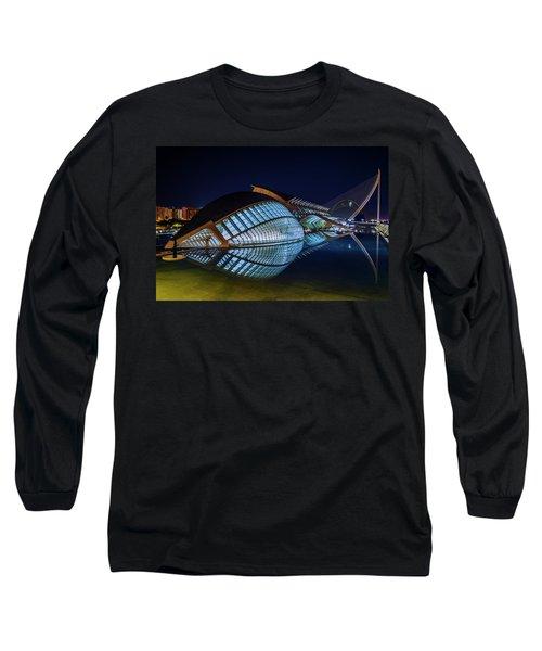 L'hemisferic Long Sleeve T-Shirt